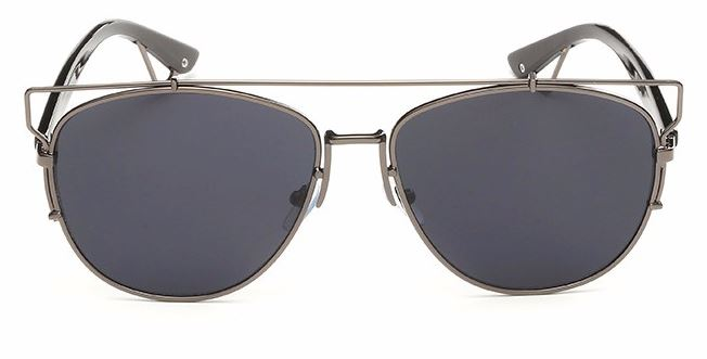 Gray Frame With Gray Lens