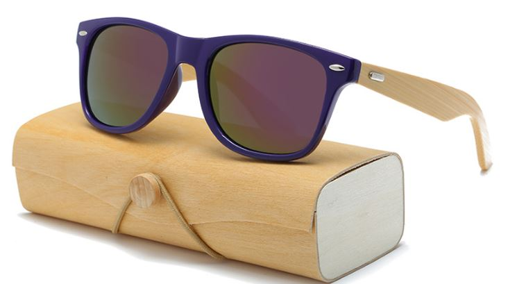 Purple Frame With Purple Lens